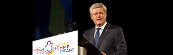 Watch PM Harper Live at the United Nations General Assembly this week