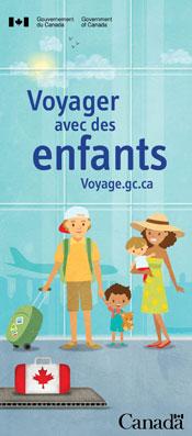 prendre l avion avec bebe sans carte d identite Voyager avec des enfants   Voyage.gc.ca